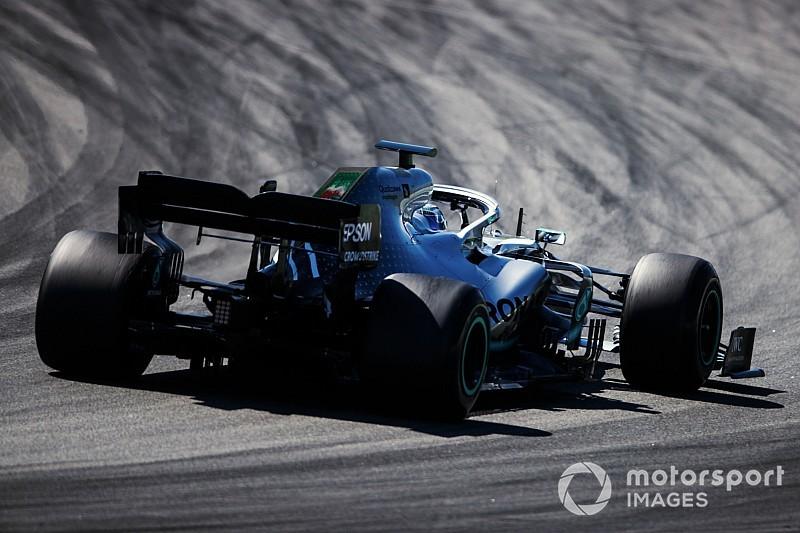 Mercedes a son nouveau moteur à Montréal