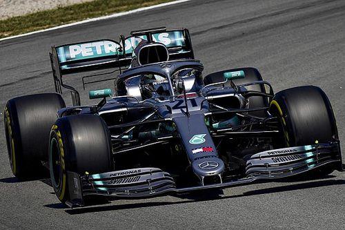 Мазепин закончил лидером второй день тестов Формулы 1 в Барселоне