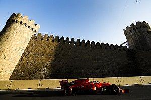 Los Ferrari arrasan en los últimos libres del GP de Azerbaiyán