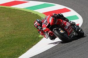 Mugello MotoGP: Dovizioso, Rossi to Q1 as Petrucci tops FP3