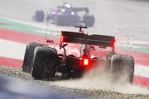 """Hamilton: Sur le Red Bull Ring, les pilotes sont """"plus nerveux"""""""