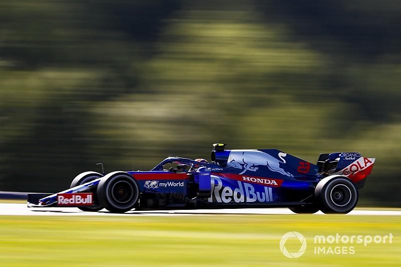 Toro Rosso cambia il secondo motore in 2 giorni sulla STR14 di Albon