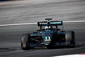 F3: Hughes herda vitória após punição a Shwartzman; Drugovich é 14º e Piquet 15º