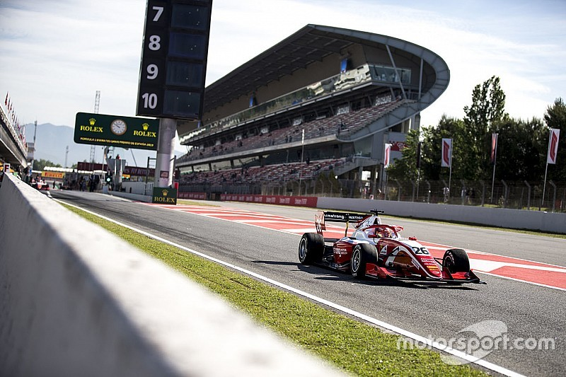 F3 teams could ask for qualifying to be split into groups