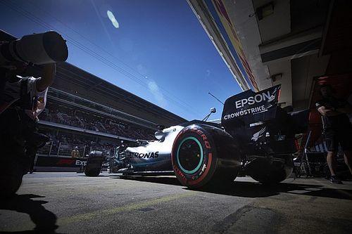 Онлайн. Гран При Испании: квалификация