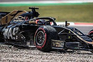 A Haas megcsípné a Red Bullt Barcelonában