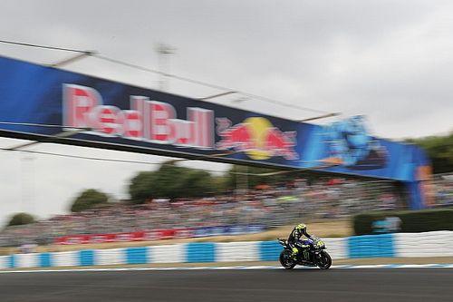 """MotoGP: """"Eu não merecia largar tão atrás"""", diz Rossi, 13º em Jerez"""