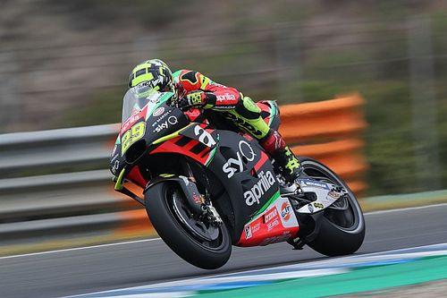 """Iannone dichiarato """"unfit"""": ha troppo male al piede sinistro per correre a Jerez"""