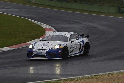 Rückkehr von Joël Camathias als Vollzeitrennfahrer