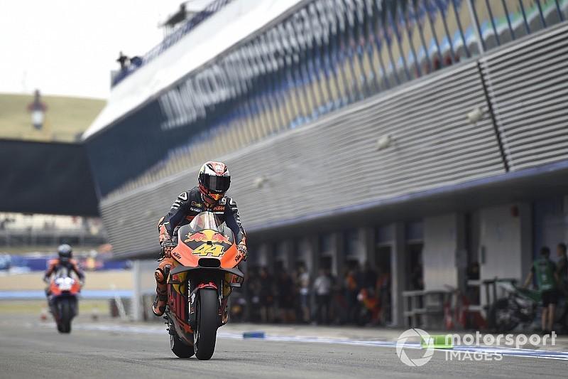 Des freins traîtres pour KTM à Jerez
