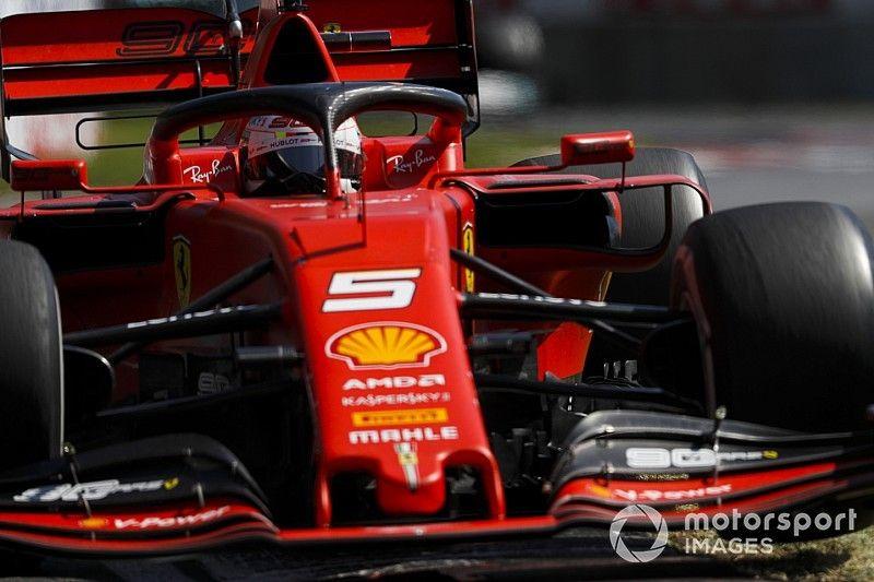 Second steering wheel movement key to Vettel penalty
