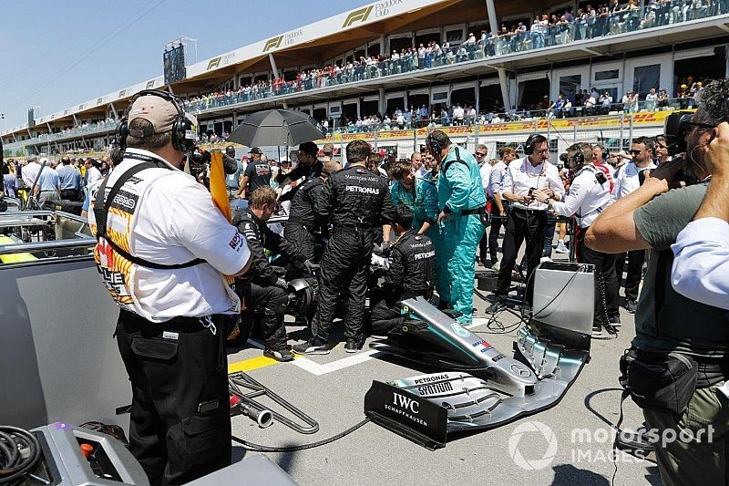 Mercedes had doubts Hamilton would start, finish Canadian GP