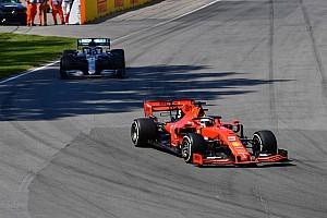 """Hakkinen: """"Los errores de Vettel son por los problemas del Ferrari"""""""
