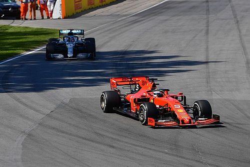 Vettel bersikeras tak ada cara lain kembali ke trek