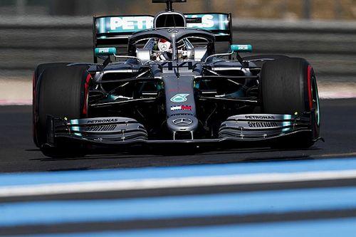 Hamilton crava pole com recorde, e Mercedes fecha 1ª fila para o GP da França