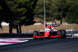 Дарувала выиграл первую гонку Формулы 3 на «Поль Рикаре», Шварцман финишировал вторым