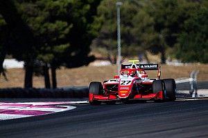 F3フランス:波乱のレース1はダルバラ優勝。角田裕毅、怒涛の追い上げで7位