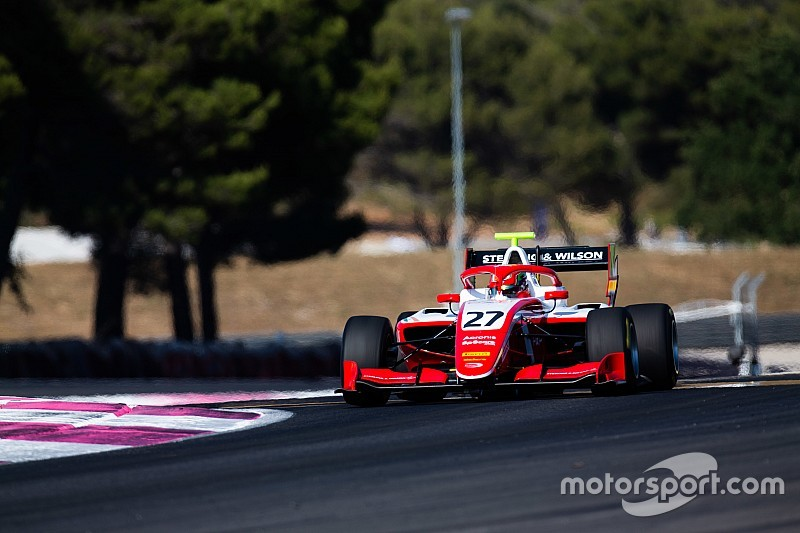 "Daruvala admits he pushed tyres ""too hard"" for third F3 win"