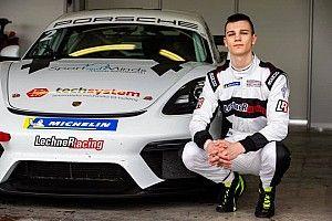 Porsche SCCE: Kaprzyk liczy na podium