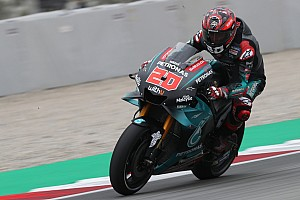 MotoGP, Barcellona: seconda pole di Quartararo in un clamoroso dominio Yamaha