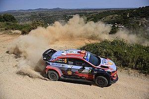 WRC, Rally Italia Sardegna, PS8: Sordo primo da solo! Errori di Neuville ed Evans