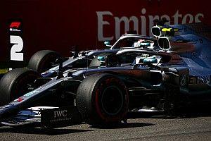 Stats - Mercedes reçu cinq sur cinq