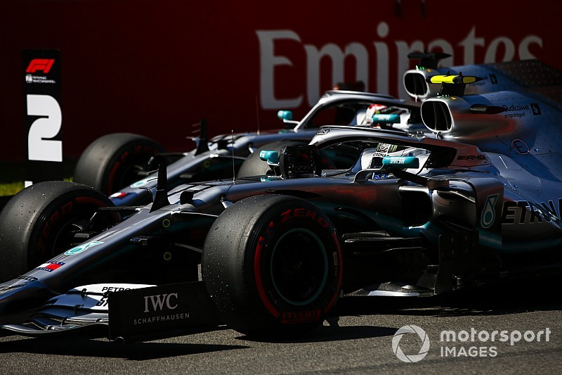 Очередной рекорд Mercedes и антирекорд Williams. Интересная статистика Гран При Испании