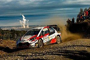 WRC Chili: Toyota menang, Ogier pimpin klasemen