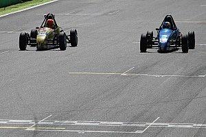 Fórmula Vee tem chegada incrível com vitória por apenas 0s004 em Interlagos