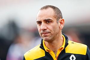 """Renault ziet in: """"We hadden niet voldoende technisch leiderschap"""""""