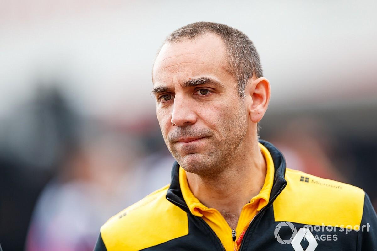 В Renault пообещали оторваться от всех середняков к Гран При Франции