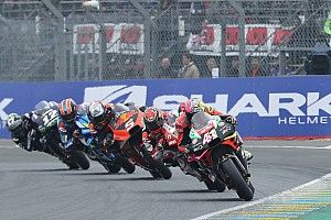 "Espargaro: Aprilia's Le Mans pace ""really painful"""