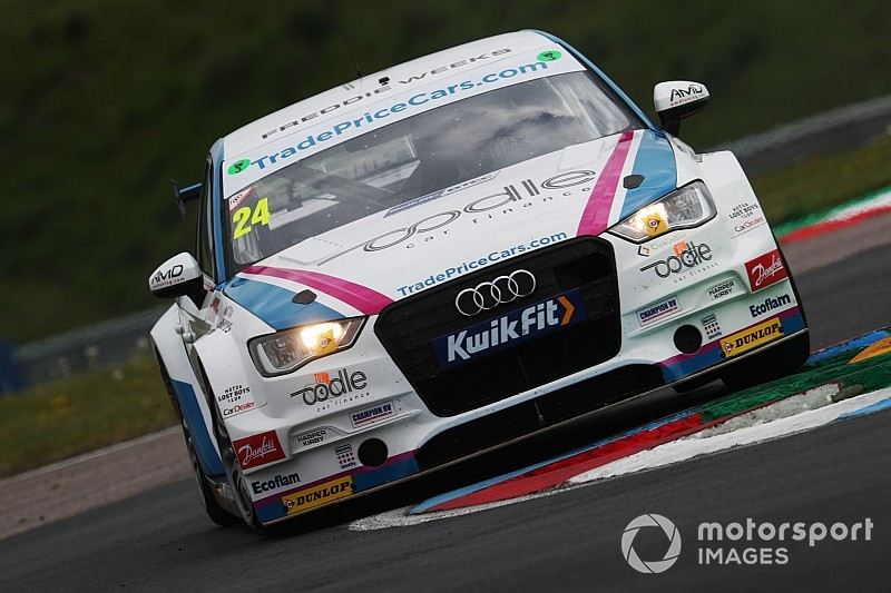 Oulton Park BTCC: Hill wins after controversial Neal clash