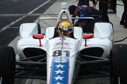 DragonSpeed si affida ad Hanley per il primo round di IndyCar