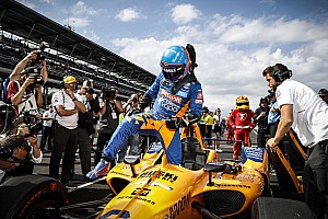 Fernley leaves McLaren IndyCar project