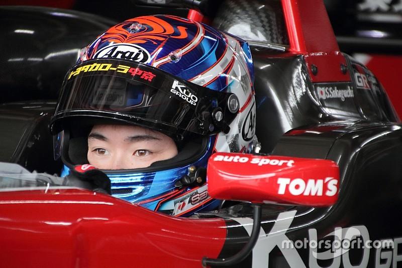 トムスからF3スポット参戦の阪口晴南「今週末は得るものがたくさんある」