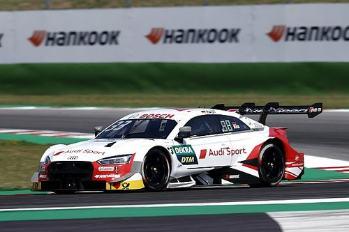 Misano DTM: Rast leads Audi 1-2-3-4 in first qualifying