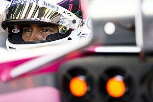 HIVATALOS: Perez hosszabbított a Racing Pointtal!