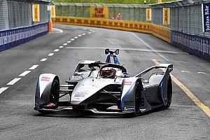 Fotostrecke: Die Schweizer Buemi und Mortara beim Bern E-Prix in der Formel E