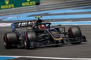 Haas ne concevra pas la VF-20 autour des pneus