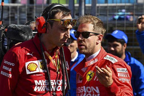 Lammers: Leclerc araçtan en iyisini alıyor, Vettel istikrarsız