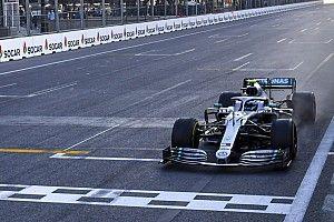 Fotogallery F1: la Mercedes firma la quarta doppietta di fila a Baku