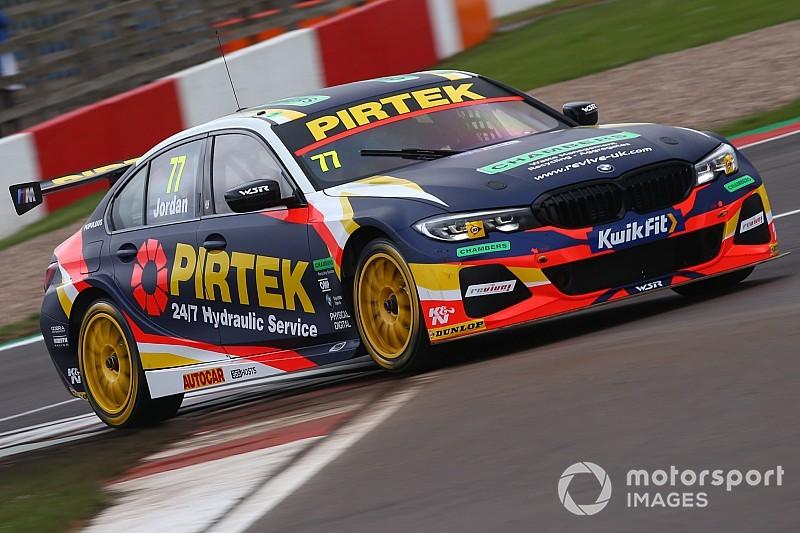 Jordan parts ways with long-time sponsor Pirtek