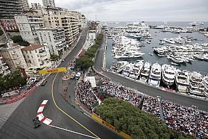 Werk ligt stil in Monaco, maar uitzondering gemaakt voor F1