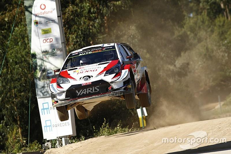 Fotogallery WRC: gli scatti più belli dello Shakedown del Rally di Portogallo