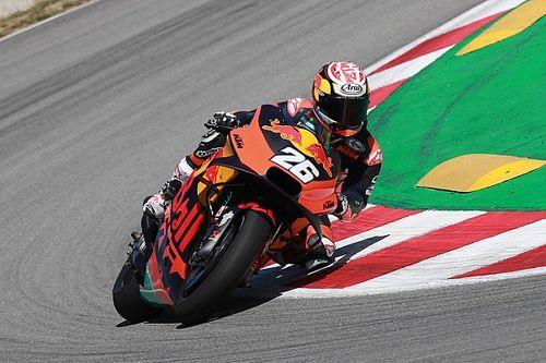 Pedrosa jobban teljesít, mint a KTM várta