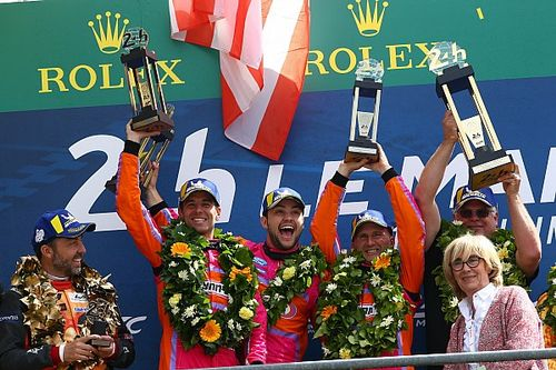 """Bleekemolen na zege Le Mans: """"Meest intense emoties ooit"""""""