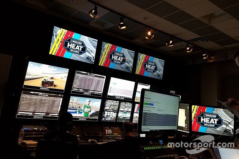 RCR eSports prepares to take on Indianapolis