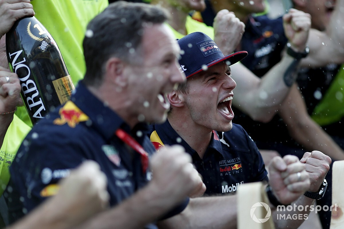 "Verstappen penalty would have been ""incomprehensible"" - Horner"