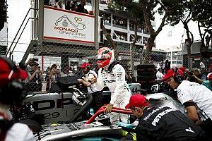 Hamilton Monacóban is megdöntött egy Schumacher-rekordot